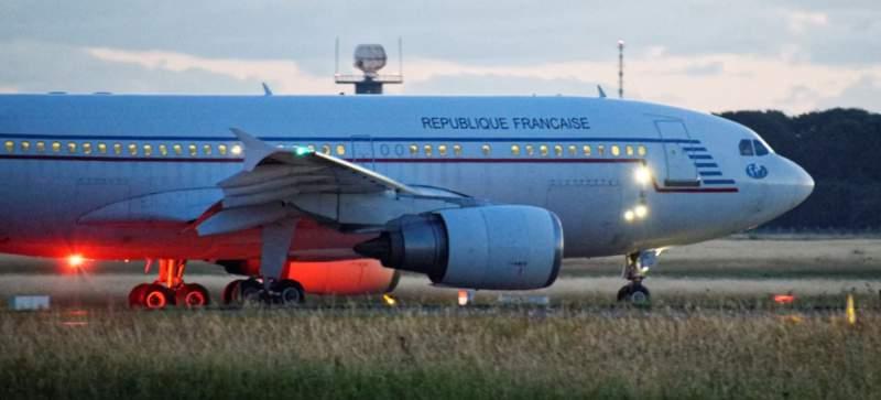 Airbus A310 de l'armée de l'air