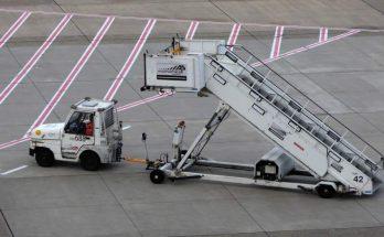 Vehicule aéroport