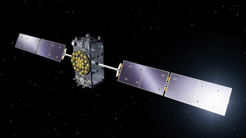 Satellite Galileo