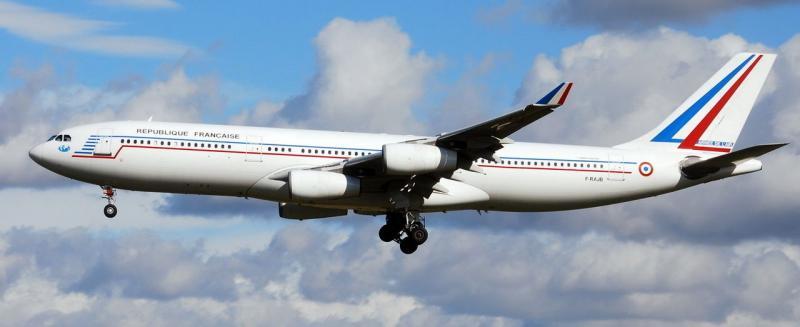 A340 de l'Armée de l'Air