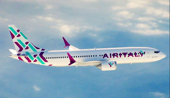 Boeing 737 Air Italy