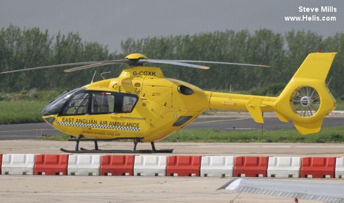 Hélicoptère de la SAF