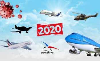 Année 2020 aviation
