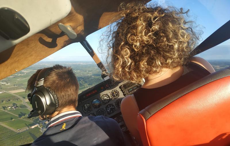 Vol en DR400